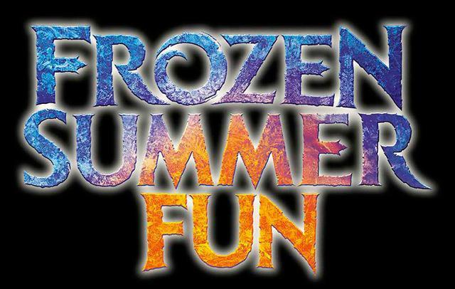 Frozen Summer Fun