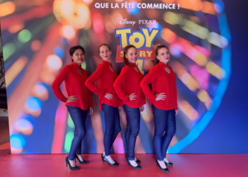TOY STORY 4 - PROJECTION EXCEPTIONNELLE