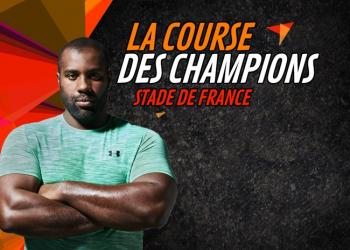 La course des champions - stade de France