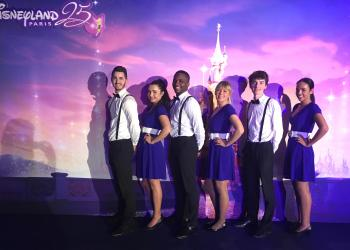 25e Anniversaire de Disneyland Paris